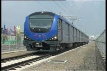 Jayalalithaa inaugurates first phase of Chennai Metro rail service