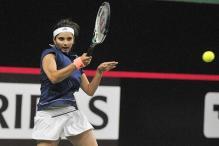 Sania Mirza, Casey Dellacqua suffer 1st round defeat at WTA Aegon Classic