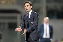 Vincenzo Montella sacked as Fiorentina head coach