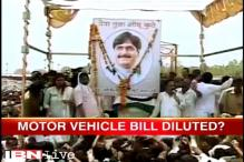 Despite assurance, NDA goverment yet to table stringent Motor Vehicle Act in Parliament
