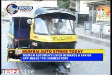 Mumbai commuters face a tough day as auto, taxi union goes on strike