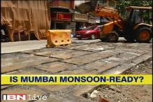 Are Mumbai roads prepared to face monsoon?