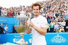 Andy Murray outclasses Kevin Anderson to take fourth Queen's title