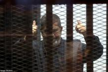 Egypt court sentences Mohamed Mursi to death in 2011 jail break case