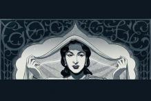 Nargis Dutt: Google celebrates 86th birthday of 'Mother India' with a black and white doodle