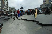 Earthquake hits Bhaderwah in Jammu and Kashmir