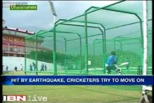 Nepal cricket team trying to get over the natural disaster