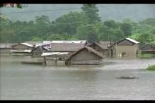 Flood alert in 10 districts of Assam, over 81,000 people affected