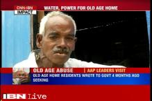 Delhi government promises urgent amenities at old age home