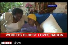 World's oldest woman to celebrate her 116th birthday this week