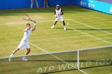 Leander Paes-Daniel Nestor enter Queen's Club semis