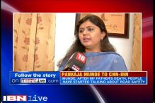 Road Safety Bill can save lives, says Pankaja Munde