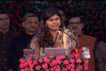 Pankaja Munde denies allegations of irregularities in dam contract, says didn't favour anyone