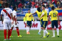 Peru draw with Colombia to reach Copa America quarter-finals
