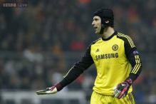 Goalkeeper Petr Cech joins Arsenal from Chelsea