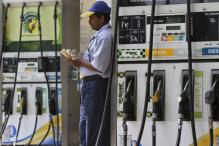 Petrol price hiked by 64 paise; diesel cut by Rs 1.35