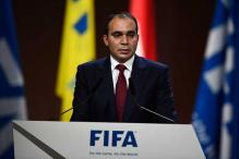 Prince Ali lodges candidacy for FIFA presidency