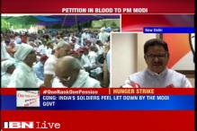 One Rank One Pension: Soldiers feel let down by Modi government, says PL Punia