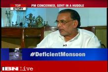 Working with state governments, experts to tackle impact of poor monsoons, says Agriculture Minister