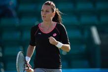 Agnieszka Radwanska reaches second round of Nottingham Open