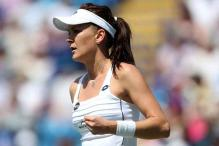 Agnieszka Radwanska makes winning return to Eastbourne semi-finals