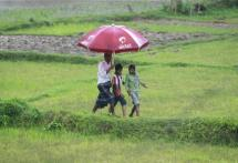 Heavy rains cause flood-like situation in Bengal