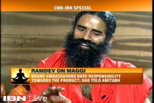 Products with excess amount of MSG should be banned: Ramdev