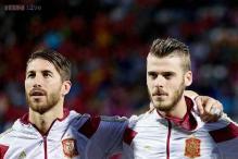 Manchester United target Ramos still capturing headlines in Spain