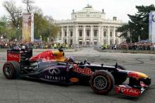 Red Bull and Infiniti end F1 partnership