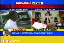 Cash-for-vote case: ACB team raids arrested TDP MLA Revanth Reddy's residence