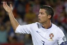 Portugal takes Cristiano Ronaldo out ahead of Italy Friendly
