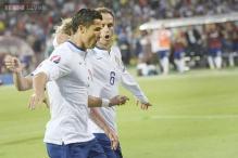 Cristiano Ronaldo nets thrice as Portugal beat Armenia 3-2 in Euro qualifier
