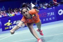 Indian shuttler Saina Nehwal loses top ranking, slips to No. 3
