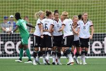 Germany beat Ivory Coast 10-0 in Women's World Cup