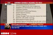 Chennai school allegedly asks students to pay more to access more facilities