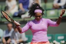 Serena Williams beats Sloane Stephens to reach quarters at French Open