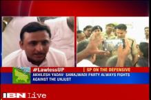 Akhilesh Yadav refuses to act against UP minister Verma who allegedly got Shahjahanpur journalist killed