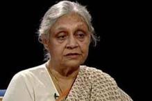Government not run with ego: Sheila Dikshit on Delhi's Shakur Basti episode