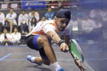Mahesh Mangaonkar, Harinderpal Sandhu crash out in first round of squash meet