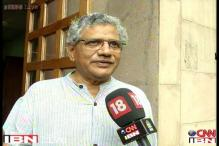 Stop interfering in central universities: Yechury to government