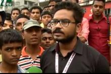 Bangladesh's Ntv features Cricketnext correspondent for ODI series