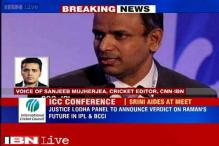 Sundar Raman likely to attend the ICC Annual Conference: sources