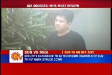 33 channels of Maran-owned Sun TV may go off-air after Home Ministry denies security clearance