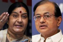 Chidambaram hits back at Sushma, says he would have instead helped Lalit Modi get Indian travel documents