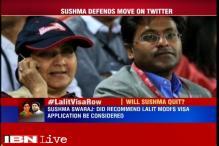 Sushma Swaraj's position untenable in Lalit Modi visa row, PMO aware of developments: sources
