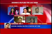 Travel documents for Lalit Modi: Should Sushma Swaraj resign?
