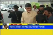 Andhra CM Naidu likely to meet Modi demanding probe into cash-for-vote scam