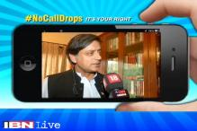 Service providers should pay for call drops, says Shashi Tharoor