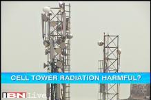 Is radiation from cell phone tower harmful?