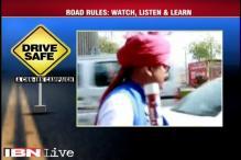 Watch: 'Traffic Tau' will make you do sit-ups if you break rules in Gurgaon